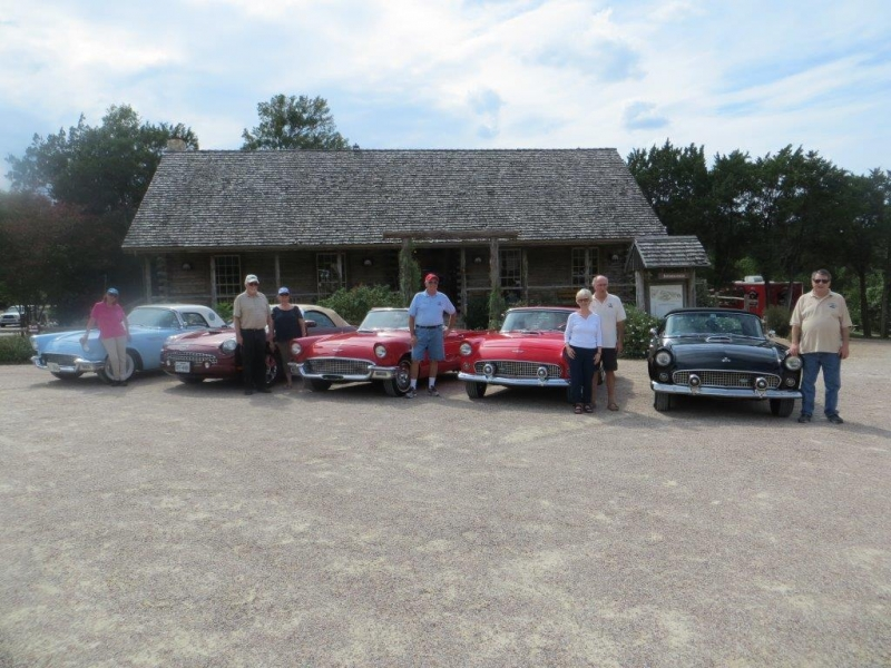 ATO Members and Cars