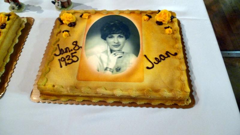 Jean's Cake